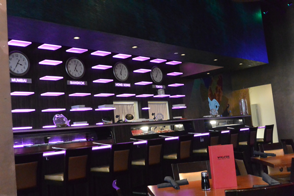 The Sushi Bar @ WOK'n FIRE