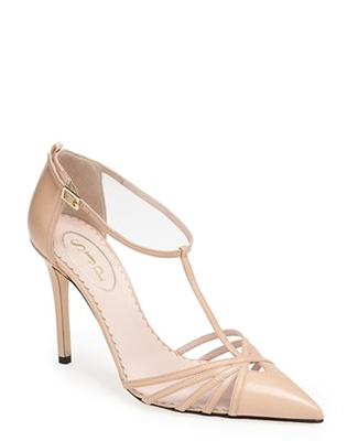 "SJP Shoes ""Carrie"" Tstrap Pump"