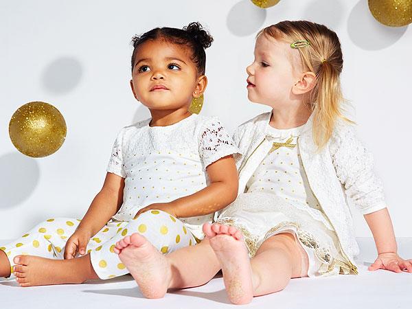 Kardashian Kids @ Babies R Us