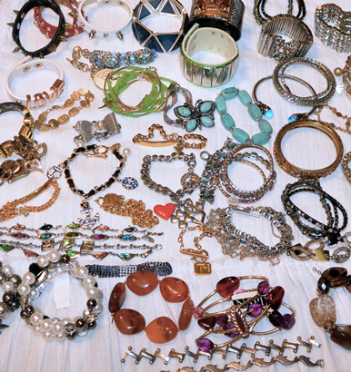 My Bracelet Collection