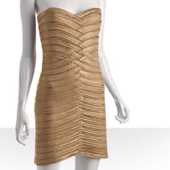 BCBG Max Azria Bandage Dress