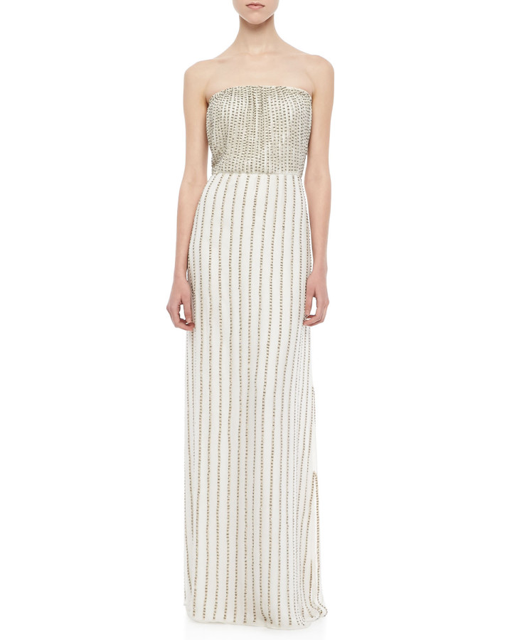 "Parker ""Lovey"" Beaded Maxi Dress"