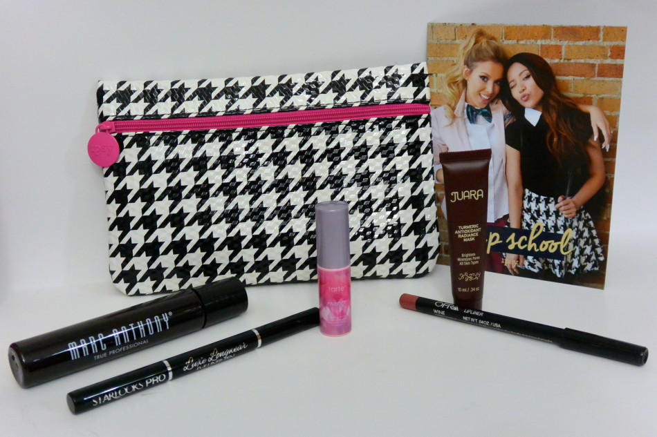 August 2015 Glam Bag