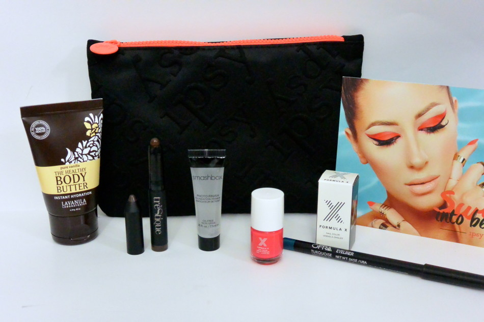 June 2015 Glam Bag